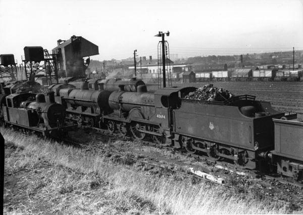 47385 at Bescot Shed 1959