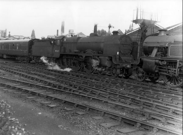 45537 at Walsall 1959