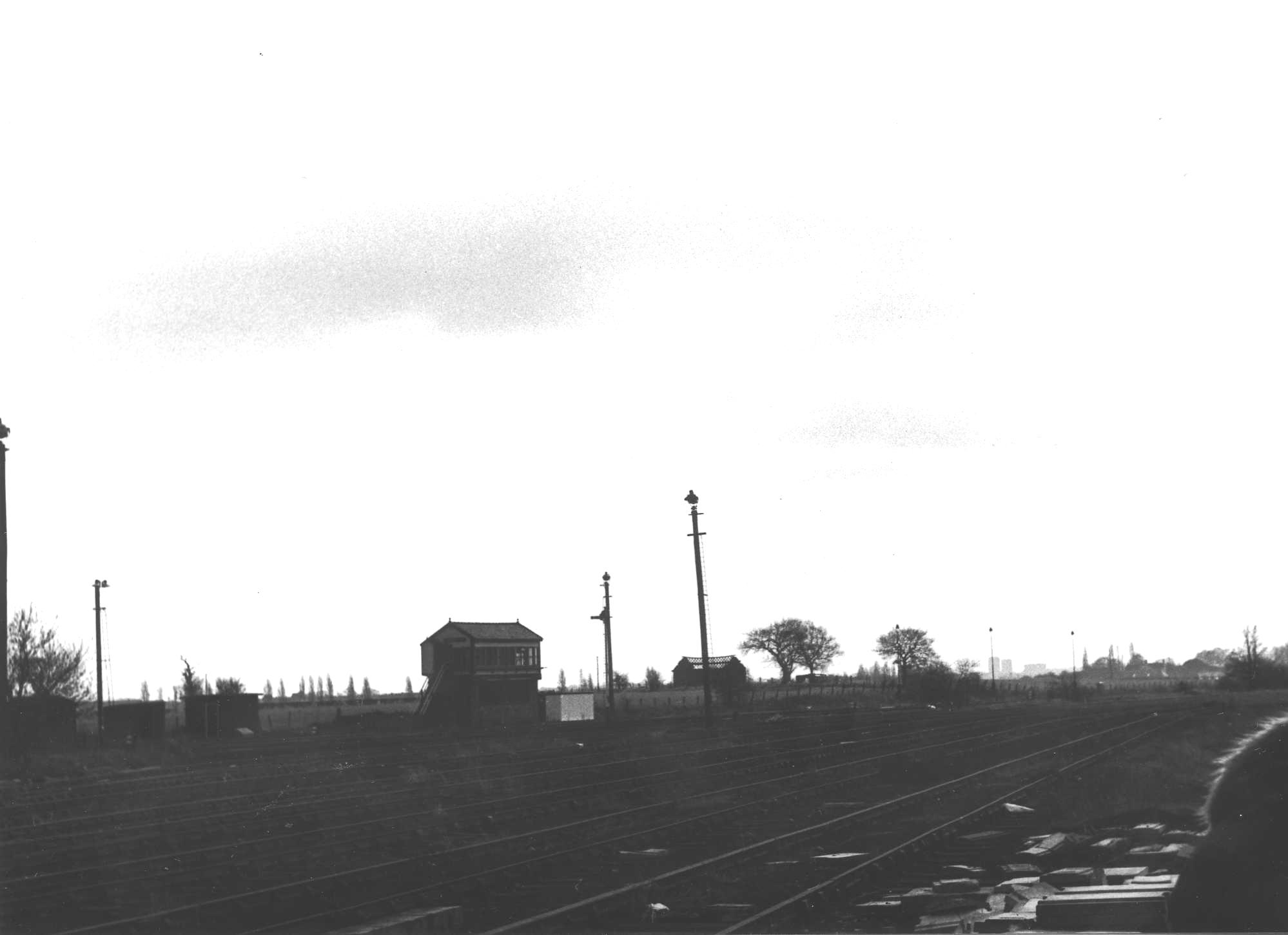 No1 Signal Box
