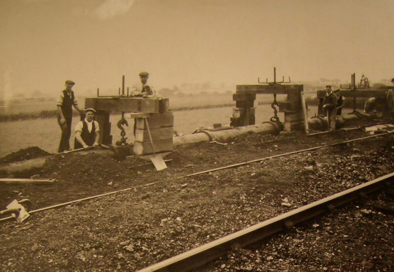 North of Norton Junction 6-9-1936